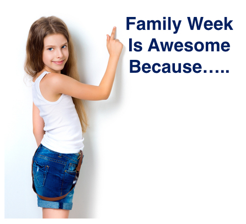 This Week Is Awesome Because….?