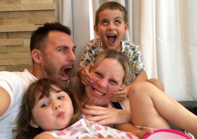 Josh Bruning family Gr1 Bray