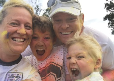 Telfer Family Selfie (Umhlanga College)